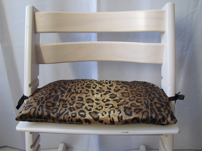 1 tlg wendesitzkissen leopard. Black Bedroom Furniture Sets. Home Design Ideas